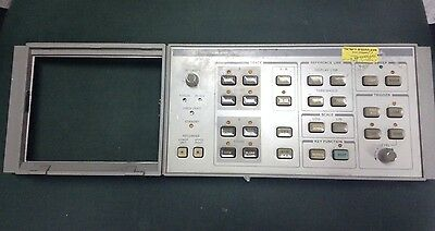 Hp 85662a Spectrum Analizer Display Front Panel Assambly - Working Good.