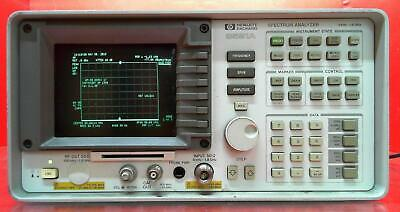Hp - Agilent - Keysight 8591a Spectrum Analyzer 9 Khz To 1.8 Ghz