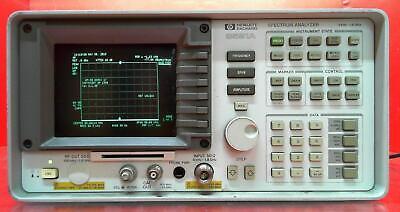Hp - Agilent - Keysight 8591a Spectrum Analyzer 9 Khz To 1.8 Ghz