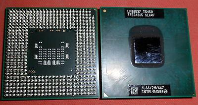 Intel Core  2 Duo Processor T 5450 (2M Cache, 1,66 GHz, 667 MHz FSB) 1,66 Ghz Intel Core Duo