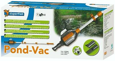 Superfish Pond Vac Vacuum