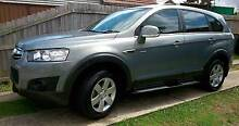 Only One Owner 2012 Holden Captiva 7 Seater 4wd Parramatta Area Preview