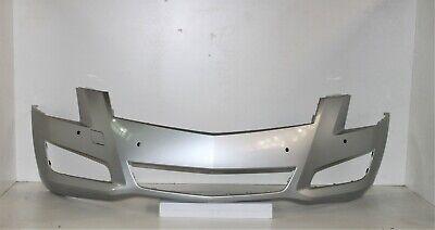 2013 - 2014 Cadillac ATS Front Bumper Cover W/Sensors SEDAN - OEM SILVER
