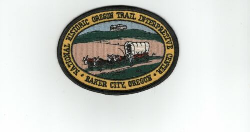 Historic Oregon Trail Interpretive Center Patch