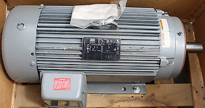 Lincoln Electric Motor Lm30267ab 20 Hp Ultimate E 256tc Frame 3 Ph 460v New