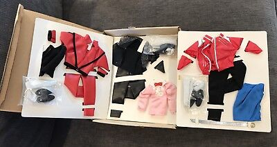 Michael Jackson Memorabilia Doll Clothes Fashion Set 1984