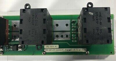 Charmilles Robofil 310 Wire Edm Power Unit 852 8100 A
