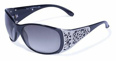 Global Vision Tiara Western Sunglasses Crystal Clear Frame - Tiara Sonnenbrille