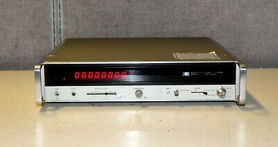 Agilent Hp 5340a Frequency Counter Power Tested Only