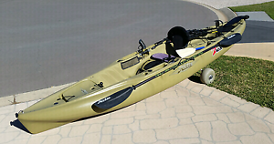 Hobie Kayak. Mirage Outback Wellington Point Redland Area Preview