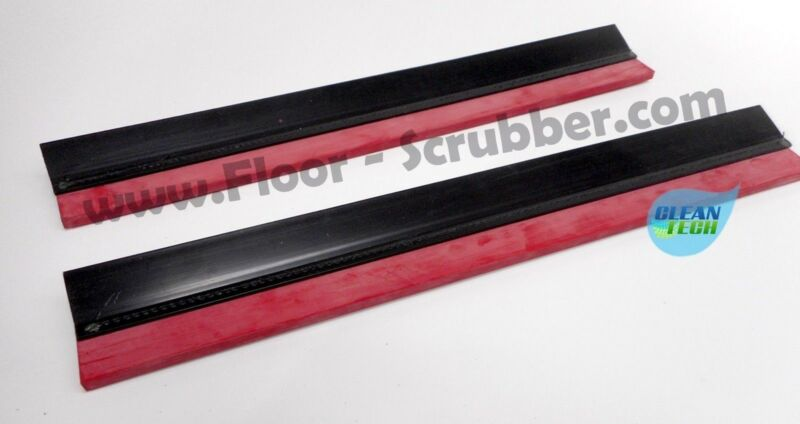 Tennant Nobles T7 7100 7200 7400 SSR Side Squeegee Set 86859 Floor Scrubber