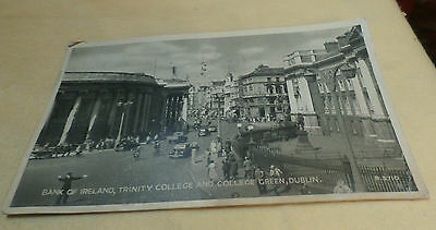 @ POSTCARD - BANK OF IRELAND - TRINITY COLLEGE - COLLEGE GREEN - DUBLIN (C)