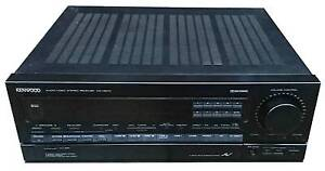 Vintage Kenwood KR-V8010 Stereo Dolby Receiver/Amplifier Wareemba Canada Bay Area Preview