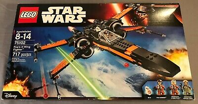 Star Wars LEGO Set 75102! Poe's X-Wing Fighter! NIB! Take a look!