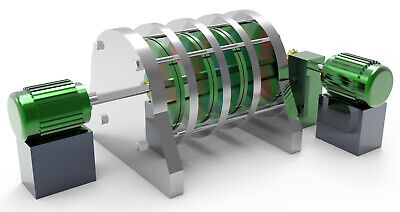 Harold Miller Magnet Motor Free Energy Generator 3d Model Stl Step Dwg 2020