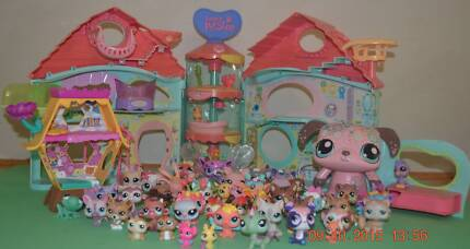 Littlest Pet Shop and Shopkins Combo Bicton Melville Area Preview