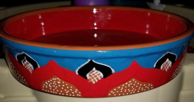 Coton Colors Spanish Tortilla Bowl - Super Rare and Retired