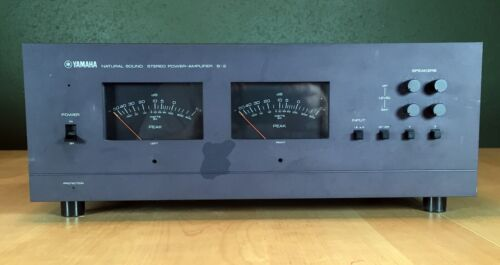 Yamaha B-2 stereo amplifier in really nice condition!