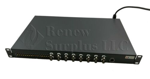 ACTi acd-2400 rackmount 16-channel mpeg-4 1u video encoder
