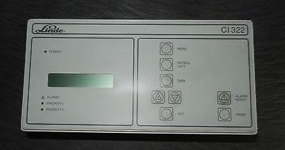 Linde Steuerung Regler CI 322 Kühlanlagen