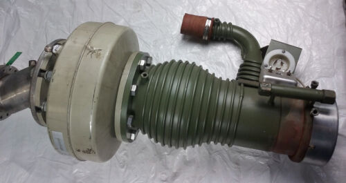 "Diffusion Pump Varian 4"" Valve Industrial Filter Mechanical Vacuum Hydraulics"