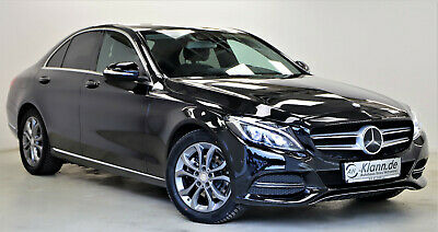 Mercedes-Benz C 220 D 170 PS BlueTEC ACC Navi LED Euro 6 Voll