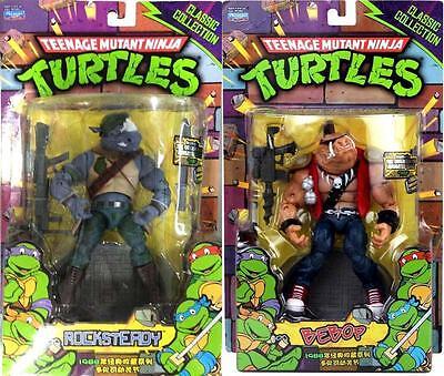 Teenage Mutant Ninja Turtles TMNT Classic Collection Beebop Action Figure MISB