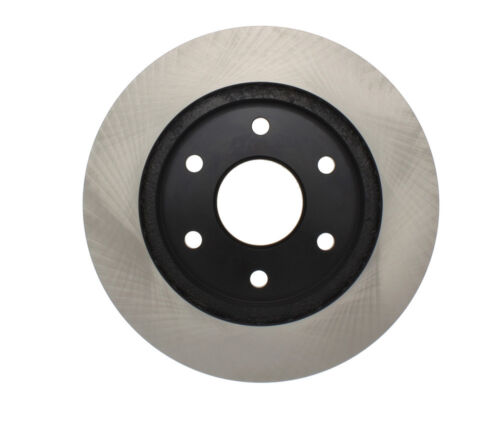 Centric Parts 120.66040 Premium Brake Rotor with E-Coating
