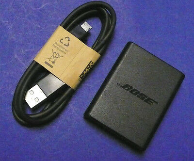 Bose Soundlink Color Wall Charger PSA05F-050QBT1 Power Supply & 3 ft USB Cable