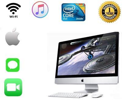 "APPLE IMAC 20"" - 2.26GHZ 1TB - 8GB CORE 2 DUO, EL CAPITAN (A GEADE)"