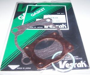 1980-1985 Yamaha YT125 TRI-MOTO * VESRAH TOP END GASKET KIT * YT 125 JAPAN!!!