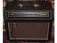 Carlsbro TC60 60W all valve guitar amp