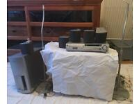 Sony Home Cinema - DVD player & surround sound system