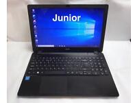 Boxed! Acer 500GB, 4GB Ram, Slim HD Laptop, Win 10, HDMI, Excellent Condition,Microsoft office