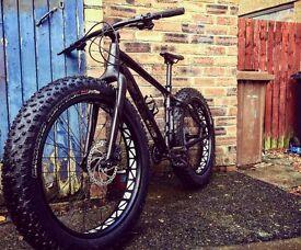 Specialized Fatboy 2017 Fat bike.