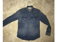 AUTHENTIC Ralph Lauren, denim shirt. Was £160!!