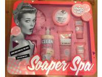 Soap & Glory Super Spa Set Brand New sealed