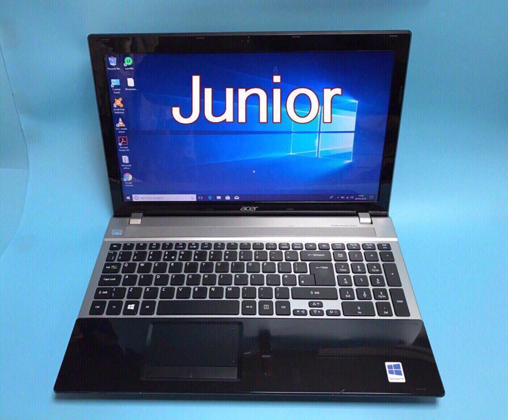 Acer I3 Fast 8gb Ram 500gb Slim Hd Laptop Windows 10 Hdmi Microsoft Office Excellent Cond