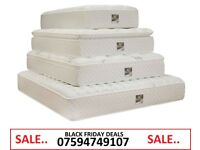 "BLACK FRIDAY DEALS TRADE PRICE DREAMS SILENT NIGHT MATTRESSES 14"" MEMMORY FOAM FAST DELIVERY"