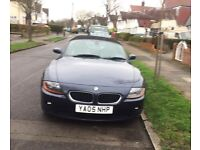 BMW Z4 , SE Roadster 2dr, Convertable,MOT 10/02/2018, HPI Clear