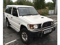*** LWB MITSUBISHI SHOGUN 2.8 GLX INTERCOOLER TURBO DIESEL AUTO *** PAJERO JEEP CHEROKEE OFF ROADER
