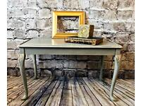 Coffee Table, Shabby Chic Table, Grey Coffee Table