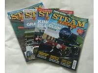 Steam Railway magazines 2017