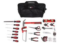 55 pieces tools with Tote bag