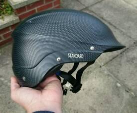 Shredder kayaking helmet