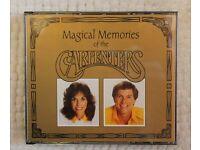 CD CARPENTERS MAGICAL MEMORIES 5 discs