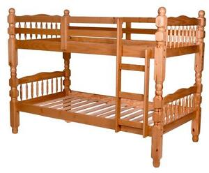 Solid Wood Bunkbed