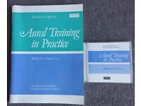 ABRSM Aural Training in Practice Book III Grades 6-8 inc Double CD & Pupil's Copy Booklet