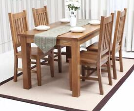 Diner Table with four chairs