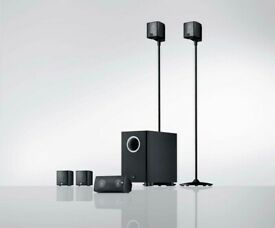 Canton Movie 60CX 5.1 Home Cinema theatre Speakers with active subwoofer